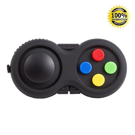 Fidget juguete Pad Prime Spinning 9 partes Magic Mushroom & cubo ...