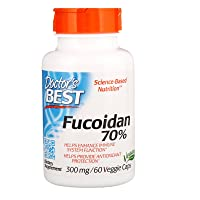 Doctor's Best Best Fucoidan 70%-60 Vegi Caps
