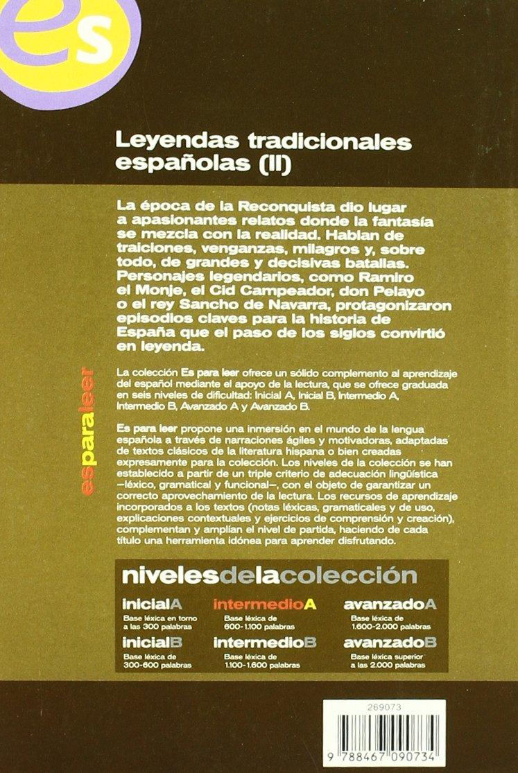 Leyendas tradicionales españolas 2: Amazon.es: Muntaner, Juan Carlos, Costa Knufinke, Marti: Libros