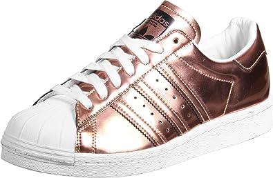 adidas Originals Women's Superstar Boost Trainers Copper Metallic