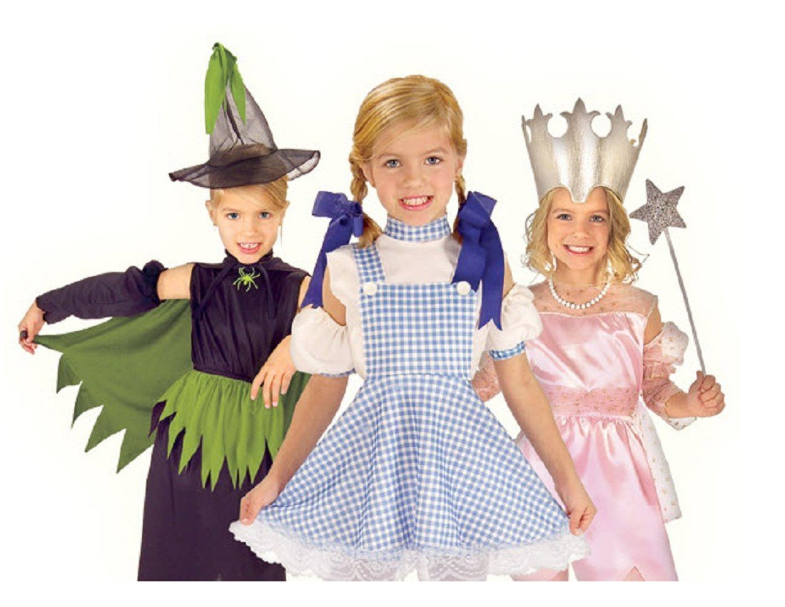 - 710YOuyClEL - Girl's Wizard Of Oz Trunk Set