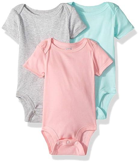 b878281ce4475 Amazon.com: LAMAZE Organic Baby Girl, Boy, Unisex Bodysuits: Clothing