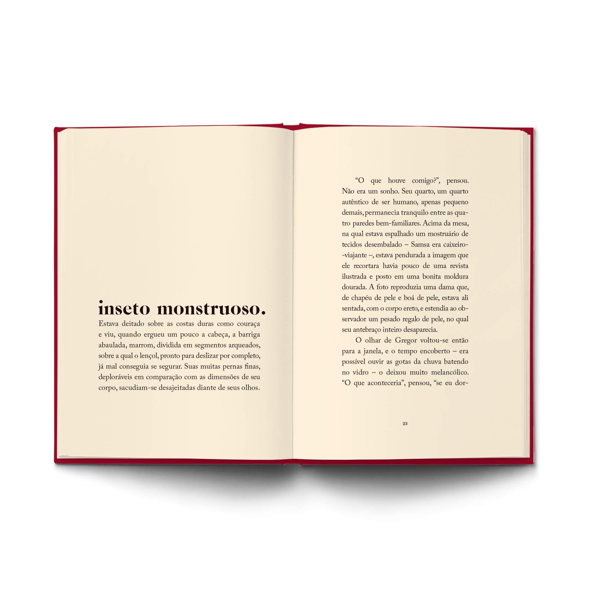 Leia online PDF de 'A Metamorfose - Edição Exclusiva