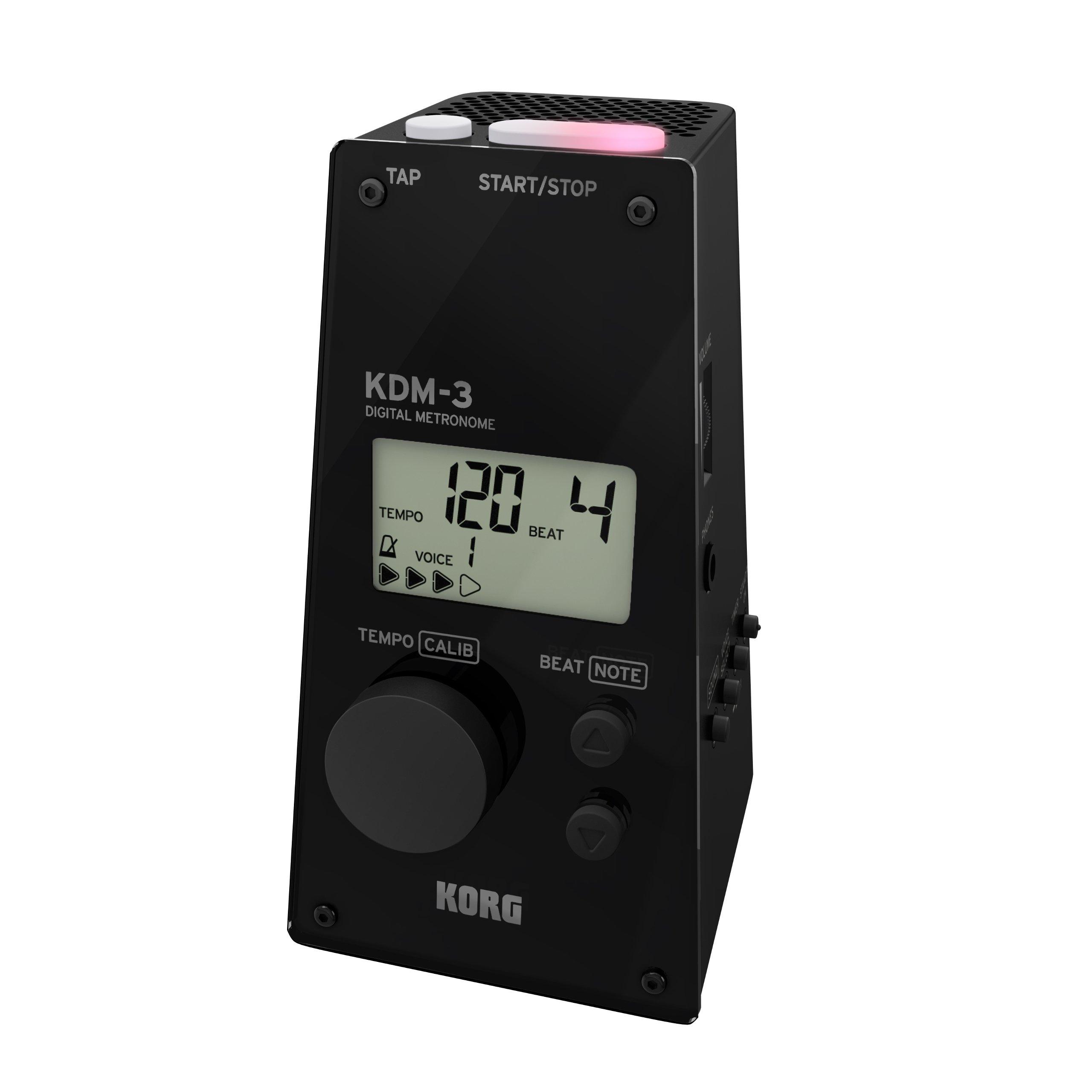Korg Metronome (KDM3BK)