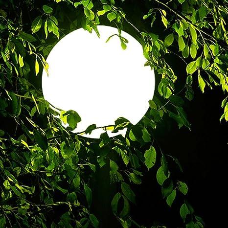 s.LUCE Hänge-Globe Kugelleuchte mit 5 Meter Kabel Ø 40cm Hänge Gartenkugel