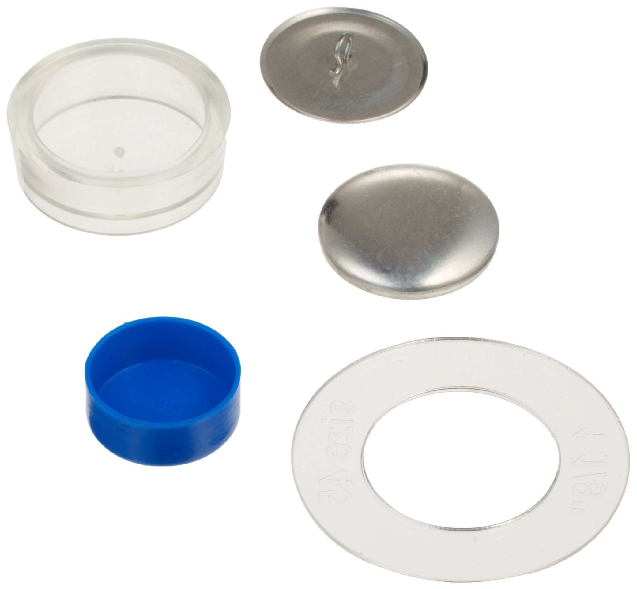 dritz craft cover button kit size 45 10 count