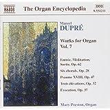 Orgelwerke Vol. 7