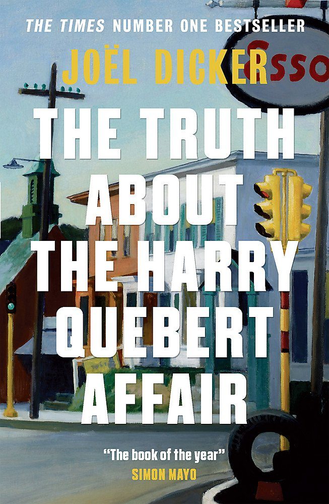 Image result for the truth about the harry quebert affair
