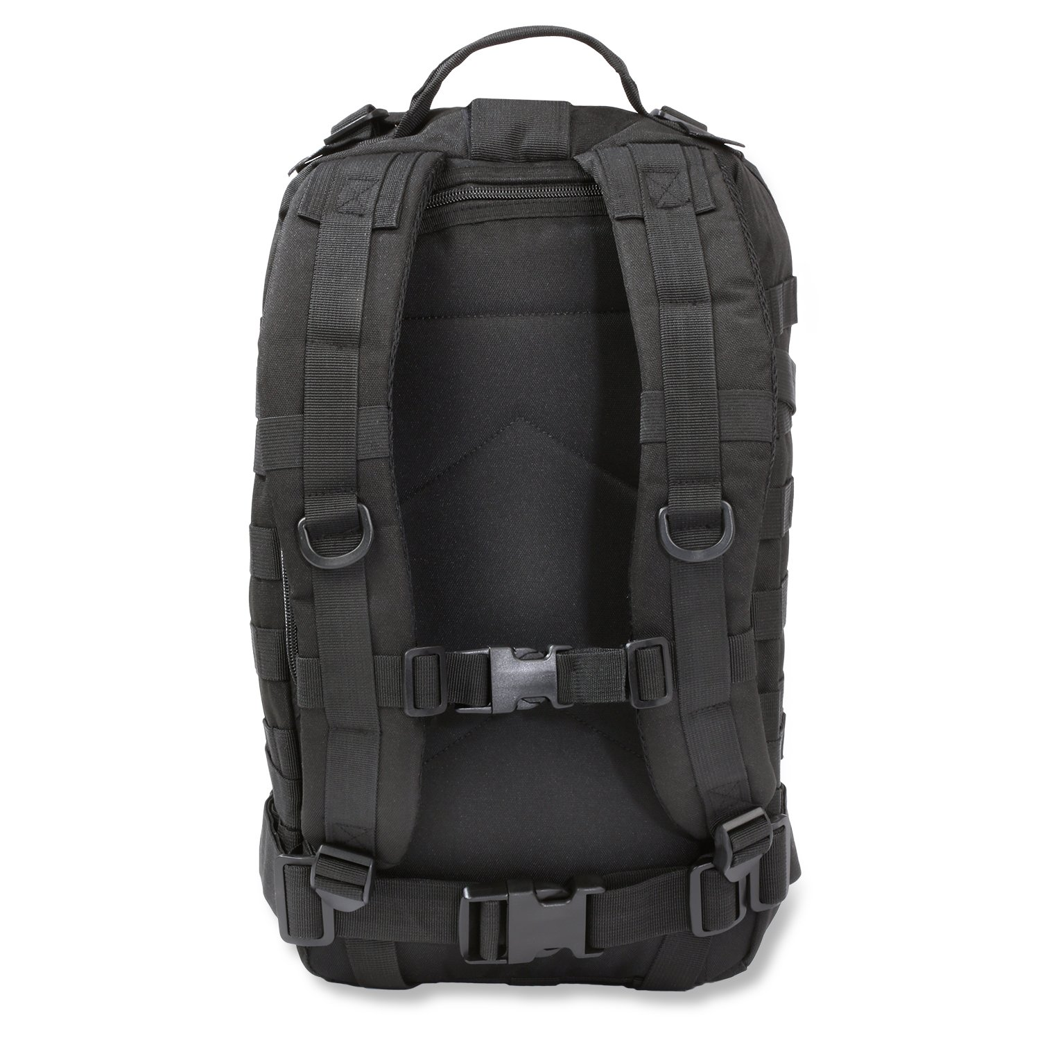 Amazon.com   Orca Tactical Military Molle Backpack Small Army SALISH 34L 1  or 2 Day Survival Bug Out Bag Rucksack Pack ... (Black)   Sports   Outdoors f17fa6e1ed