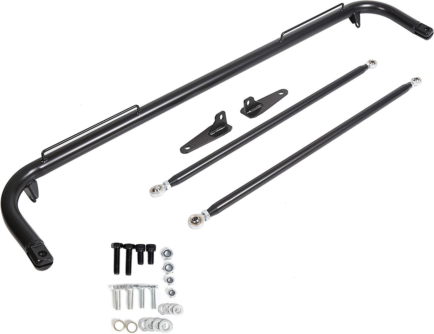 Blue JMTAAT 49 Universal Stainless Steel Racing Safety Seat Belt Harness Bar Chassis Roll Kit rod Works with All 4-Point 5-Point and 6-Point Seat Belts for Subaru Nissan Ford Honda Mitsubishi