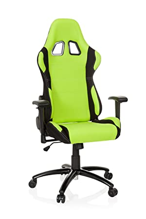 hjh OFFICE 729310 silla gaming GAME FORCE tejido negro ...