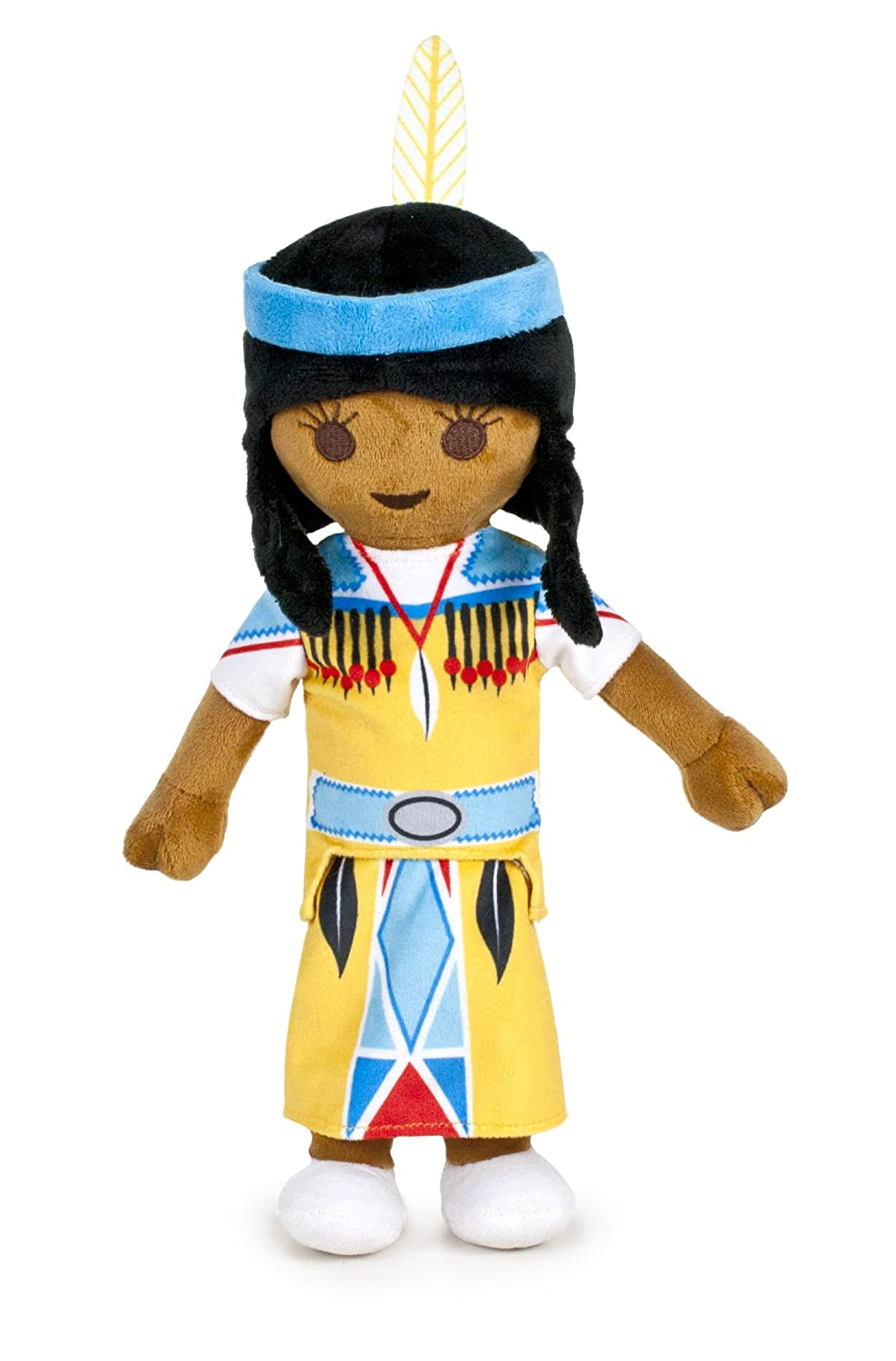 PLAYMOBIL - Peluche India - Serie 2 - 30 Cm playbyplay