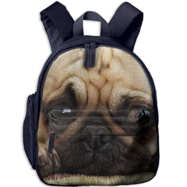ba8a3a91fcce Amazon.com | Daze Dog 3D Printed DIY Kids Schoolbags Portable ...