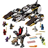 LEGO Ninjago 70595 Ultra Stealth Raider Building Kit (1093-Piece)