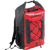 Semptec Urban Survival Technology Einkaufsrucksack: Wasserdichter Trekking-Rucksack aus LKW-Plane, 40 Liter, IPX6 (Fahrradrucksack)