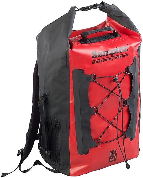 3596d9ce2b Semptec Urban Survival Technology Drybag: impermeabile zaino trekking in  camion Plane, 40 litri,