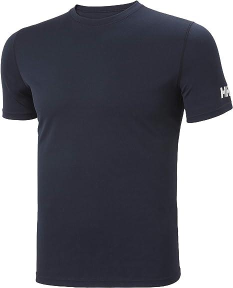 Pack of 1 v Neck Crew T-Shirt Terramar Reflex Knockout 3D Stretch