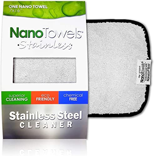 Nano Towels Stainless Steel Cleaner