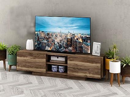 Amazoncom Prestige Decor Tv Stand Tv Stands For Flat Screens Tv