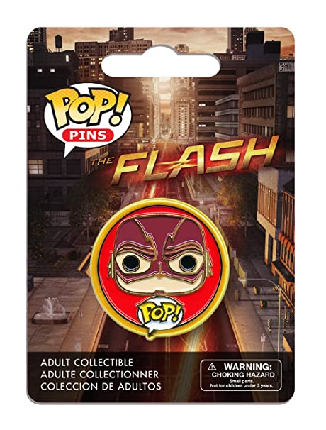 Funko - POP Pins - Flash TV - Flash  Funko Pop! Pins   Amazon.fr ... 51232f9aa284