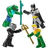 DC Super Friends Heroes & Villains Imaginext Set Aquaman Black Manta by Imaginext