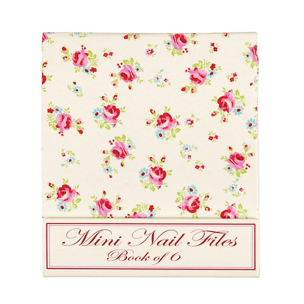 La Petite Rose Matchbook Mini Nail Files Rex International Ltd