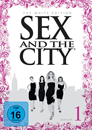 DVD * Sex And The City S1 White Edition [Import allemand]