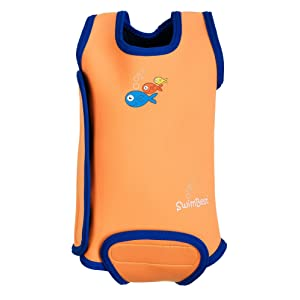 Swimbest - Combinaison en nŽoprne pour bŽbŽ / Combinaison de natation pour garçons et filles pour garder les bŽbŽs au chaud dans lÕeau Ð Disponible aujourdÕhui en 0 ˆ 6 mois, 6 ˆ 12 mois et 12 ˆ 24 mois