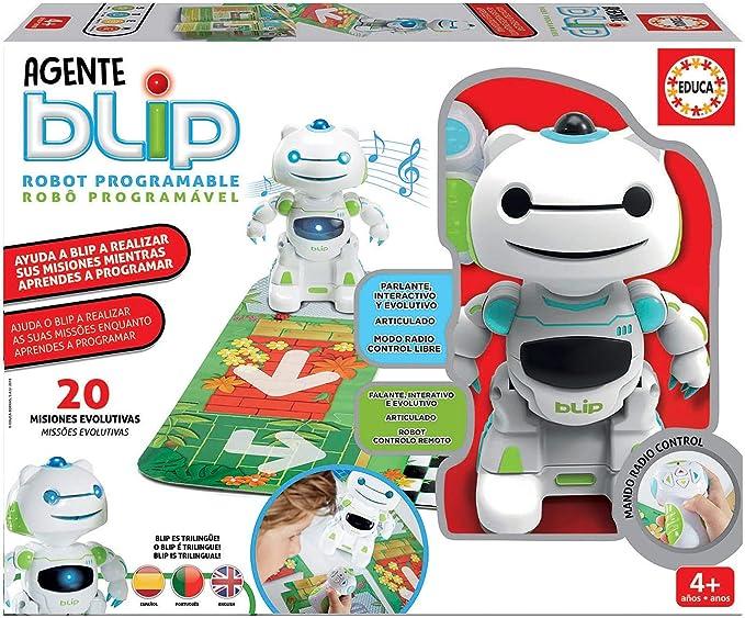 Educa- Agente Blip Robot Programable educativo para niños, Inicio ...