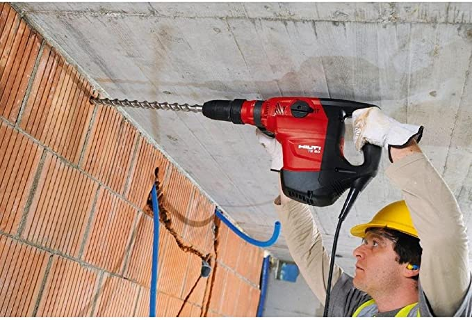 """Hilti 2018961 7//8/"""" Hollow Hammer Drill Bit 4ch SDS Max 24/"""" OAL Carbide Tipped for sale online"""