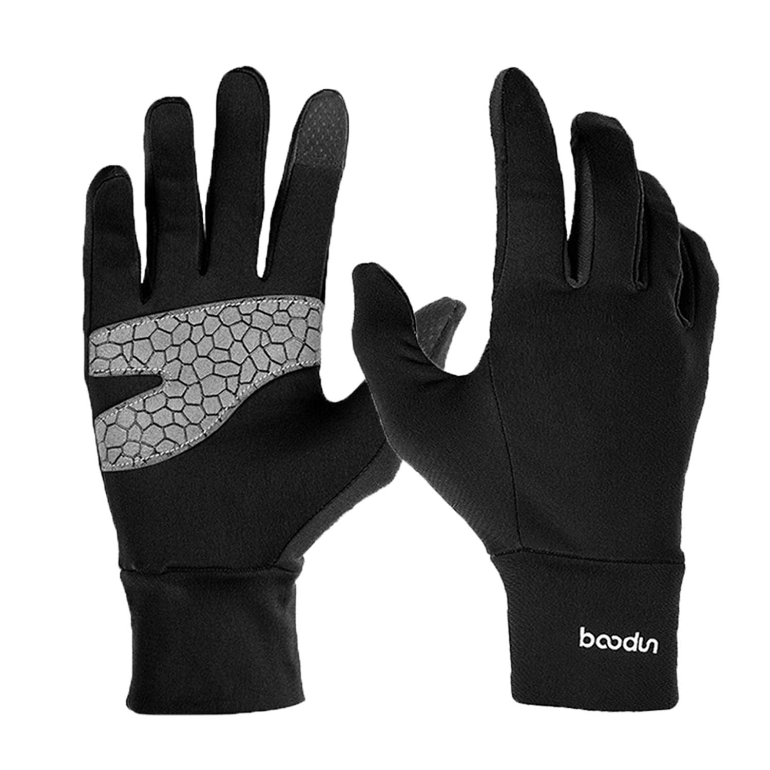 Aproo Winter Touch Screen Gloves, Unisex Cold Weather Thermal Warm WindprooGloves Non-Slip for Outdoor Cycling Driving Climbing Hiking Running Men Women (Large/X-Large)