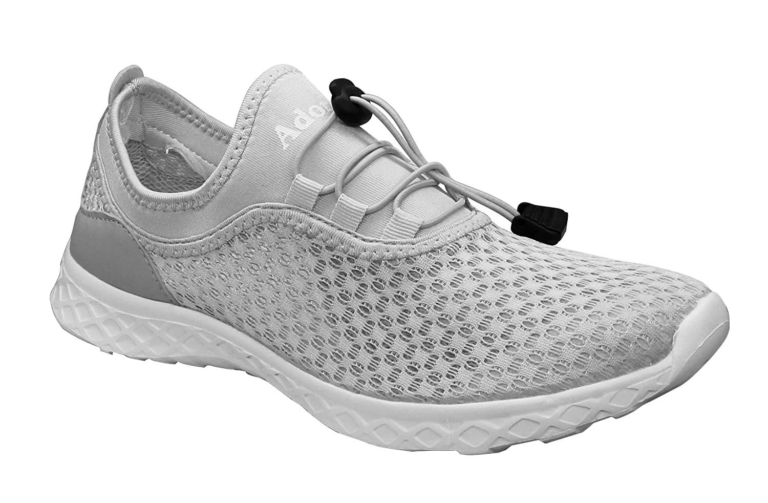 Adorllya Water Shoes for Women Men Mesh Aqua Shoes Slip on Hiking Swim Shoes