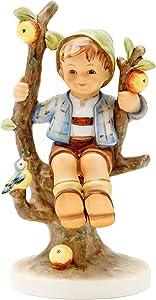 Hummel Manufaktur Hummel Figurine Apple Tree Boy, Original MI Hummel Collection, Gift-Boxed