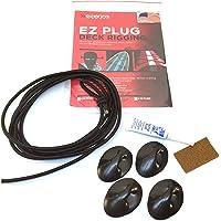 Surfco Hawaii 4 Piece EZ-Plug Deck Rigging Kit