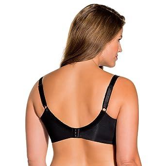 DORINA Curves Alexandra - Soutien-Gorge emboîtant à Armature D17657   Amazon.fr  Vêtements et accessoires 6e390d141ef