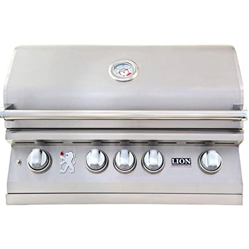 "Lion Grills L75623 32"" Natural Gas Grill"