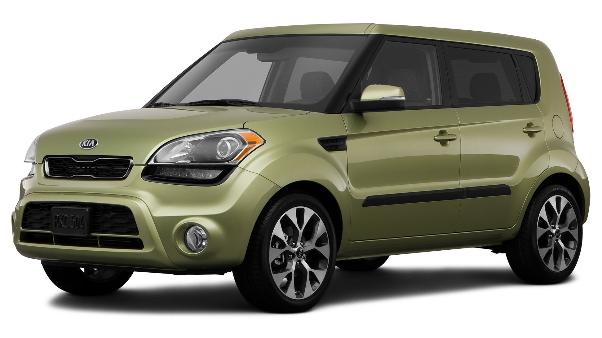 2013 Honda Fit, 5-Door Hatchback Automatic Transmission, 2013 Kia Soul  Base, 5-Door Wagon Automatic Transmission ...