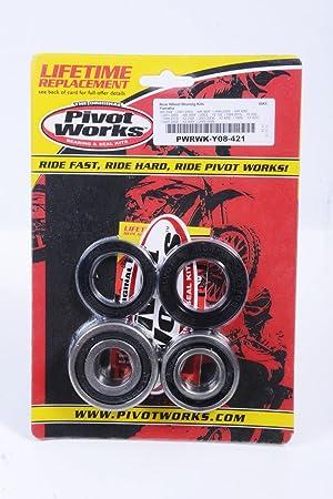 PIVOT WORKS - Kit de rodamientos de ruedas