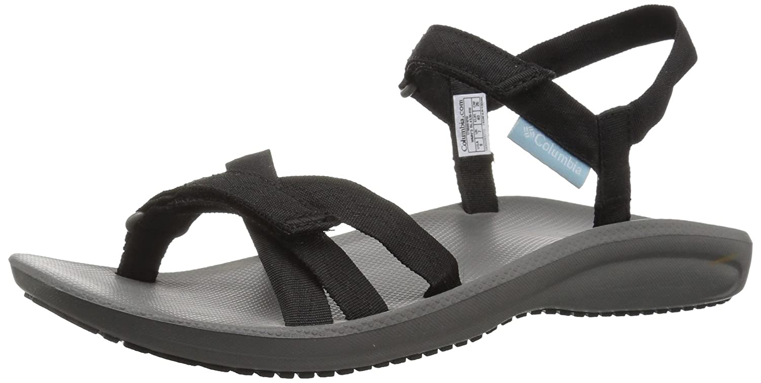 7a68afa703f9 Amazon.com  Columbia Women s Wave Train Sport Sandal  Shoes