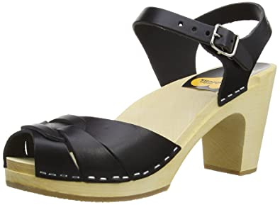 Women's Peep Toe Super High Platform Sandal
