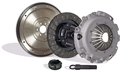 Clutch And Flywheel Kit Works With Vw Beetle Golf Jetta Gl Gls Europa Cabrio Comfortline Trendline