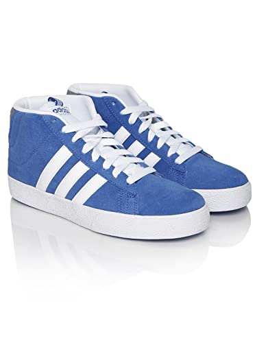 6839f239ee97 adidas neo Men Blue Daily ST Mid Suede Casual Shoes  Buy Online at Low  Prices in India - Amazon.in