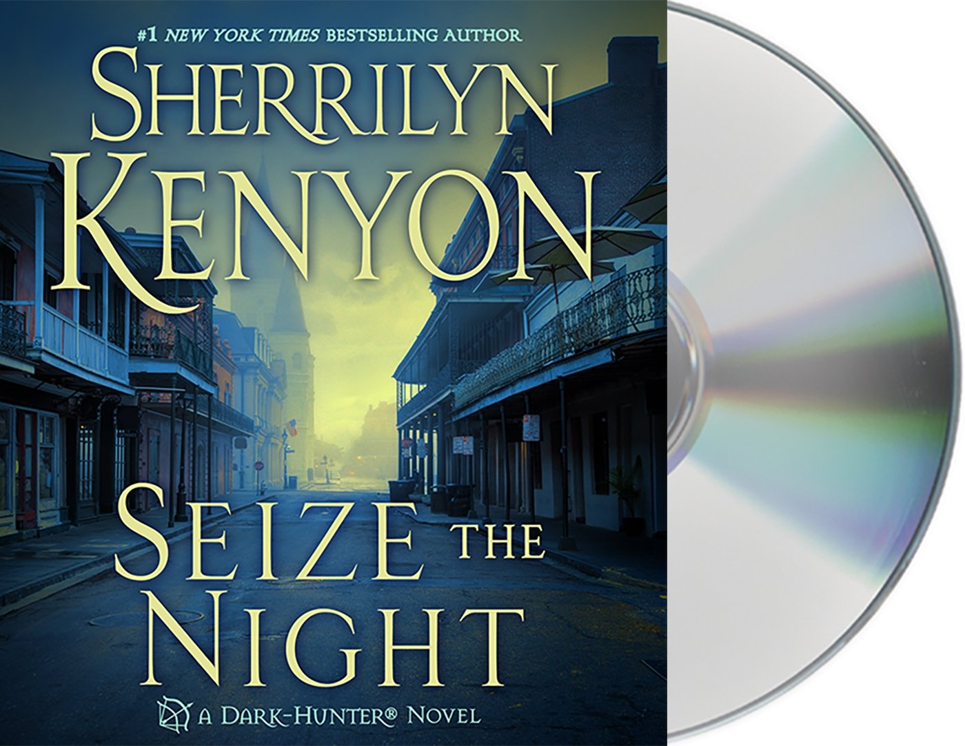 Seize the Night: A Dark-Hunter Novel (Dark-Hunter Novels) by Macmillan Audio