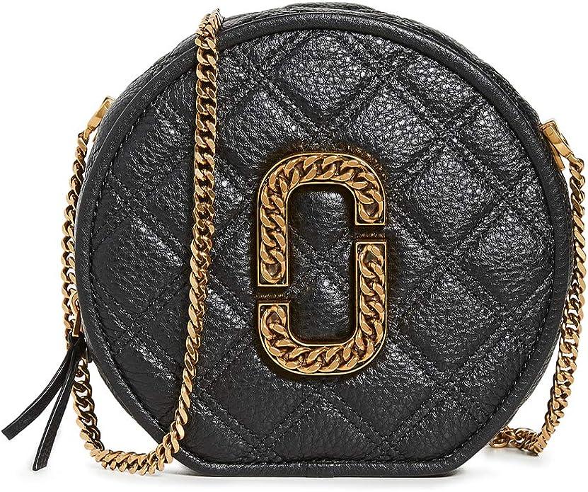 Marc Jacobs Femmes statut sac à dos rond Noir Une Taille: Amazon ...