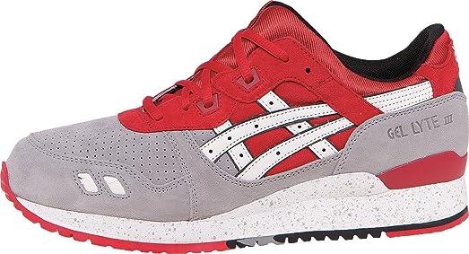 ASICS Tiger Men's GEL-Lyte III Shoe, Light Grey/White, ...