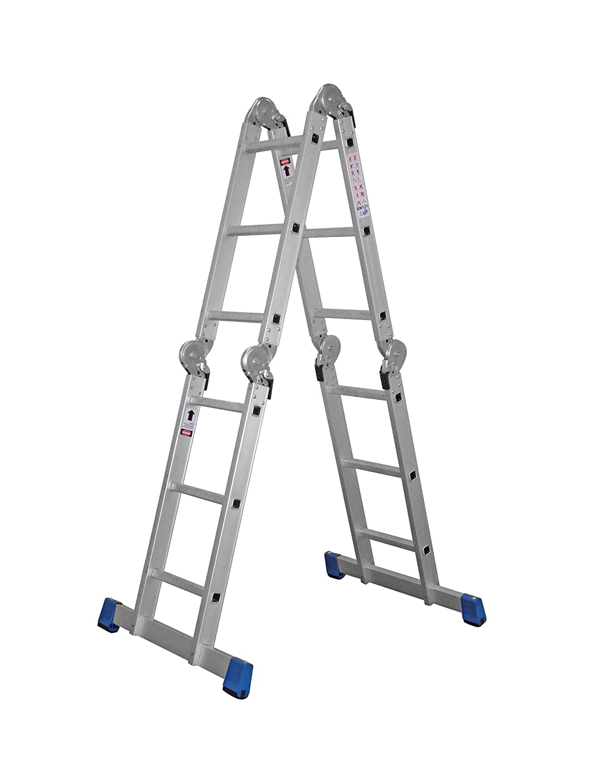 Lyte Multi Purpose Ladder including Platform Lyte Industries (Wales) Ltd MPL4X3