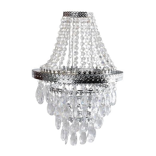 Easy fit chandelier style ceiling pendant light shade fitting modern easy fit chandelier style ceiling pendant light shade fitting modern lighting aloadofball Gallery
