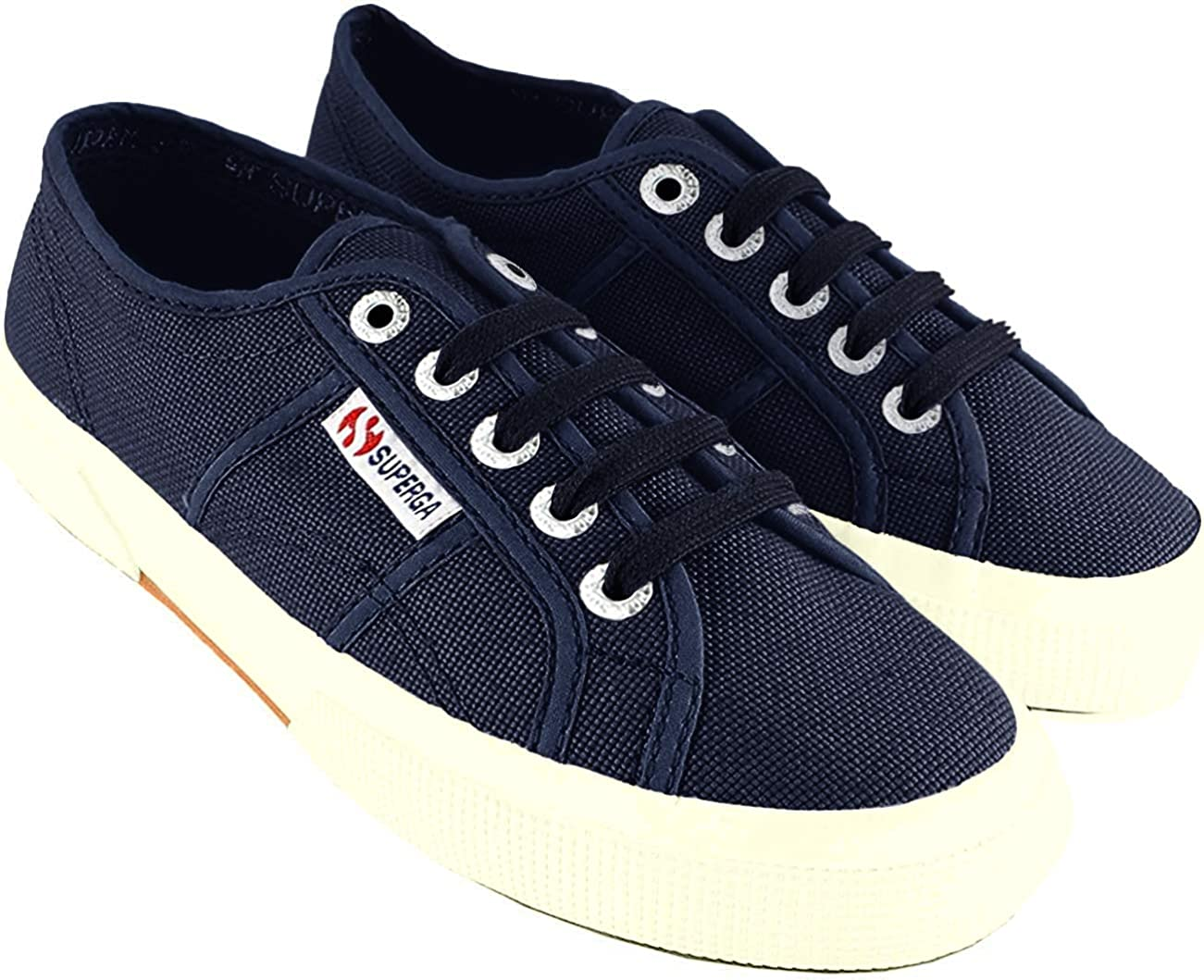 Superga Womens 2750 Cotu Canvas Trainer