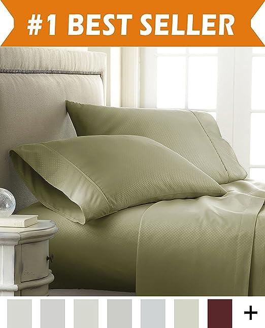 Celine lino diseño de lujo coziest 1500 hilos egipcio calidad cama ...