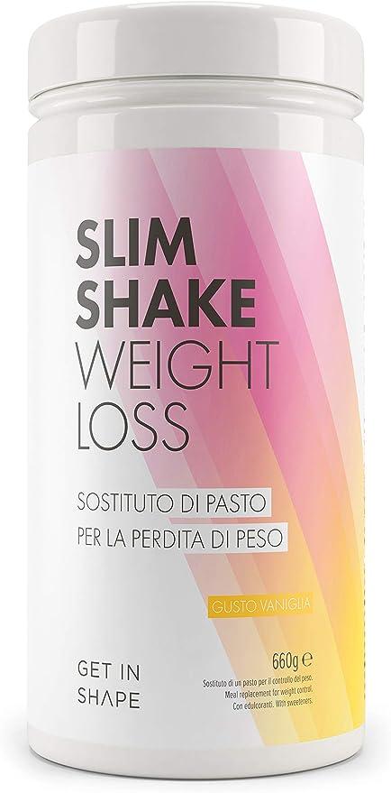 122 opinioni per SLIM SHAKE sostituto pasto dimagrante- polvere per shake dimagranti al gusto